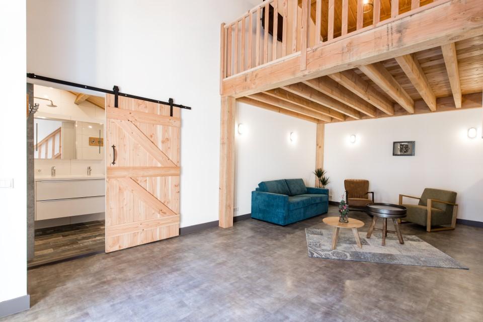Natuurlijke Zolder Loft : B&b kamers ~ in de hei landelijke b&b en vergaderrruimte in